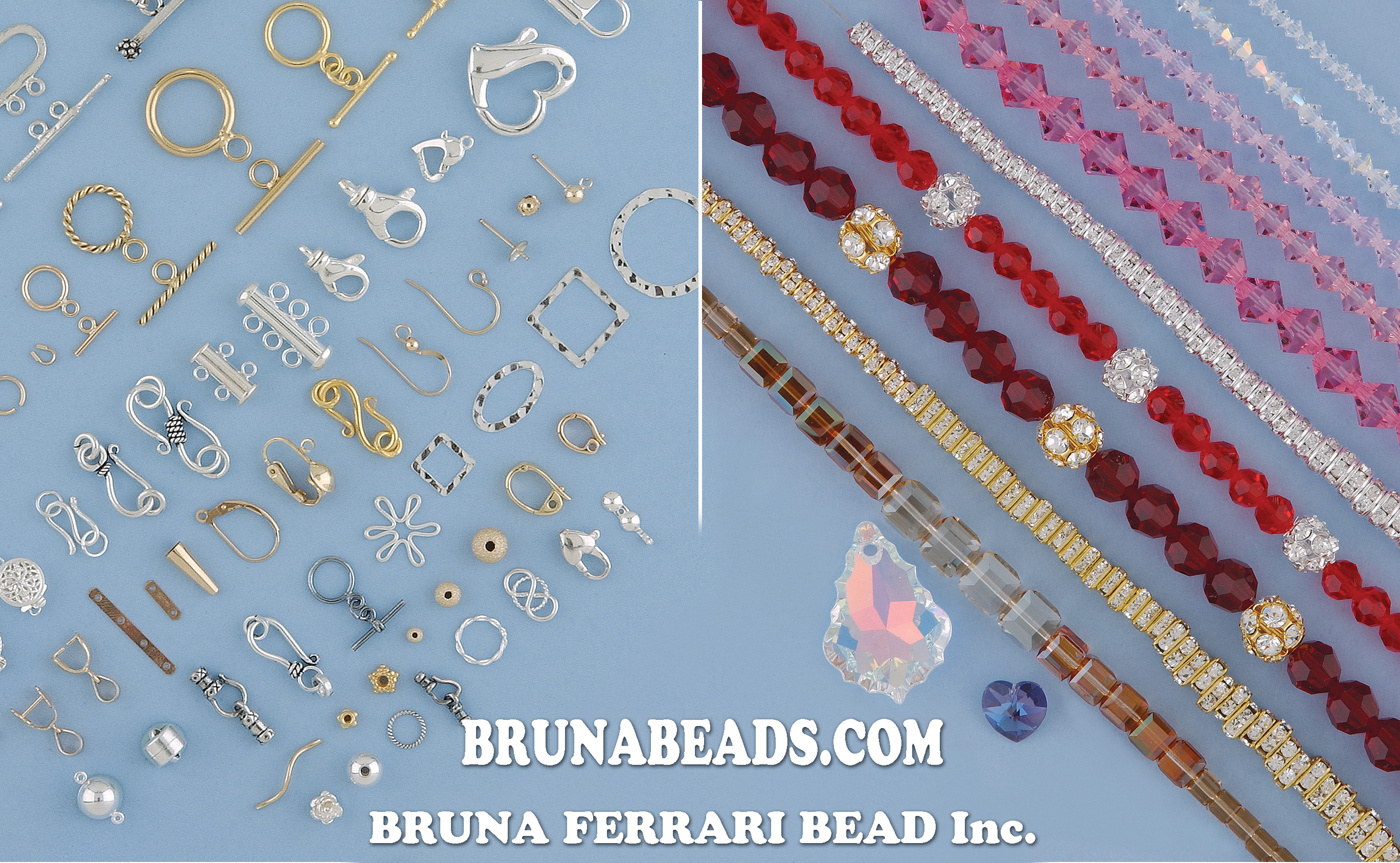 Bruna Ferrari Beads Inc